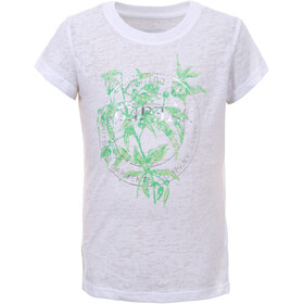 Icepeak Leuna T-Shirt Kinderen, optic white